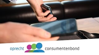 Contactless pickpocketing up to thousands of euros (Consumentenbond)