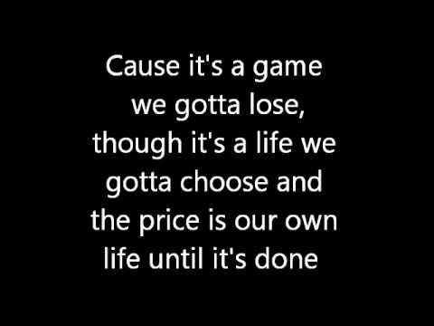 Twisted Sister - The price (lyrics)