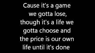 Twisted Sister - The price (lyrics)