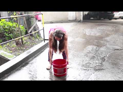 Ice Bucket Challenge Anna-Maria Böhm