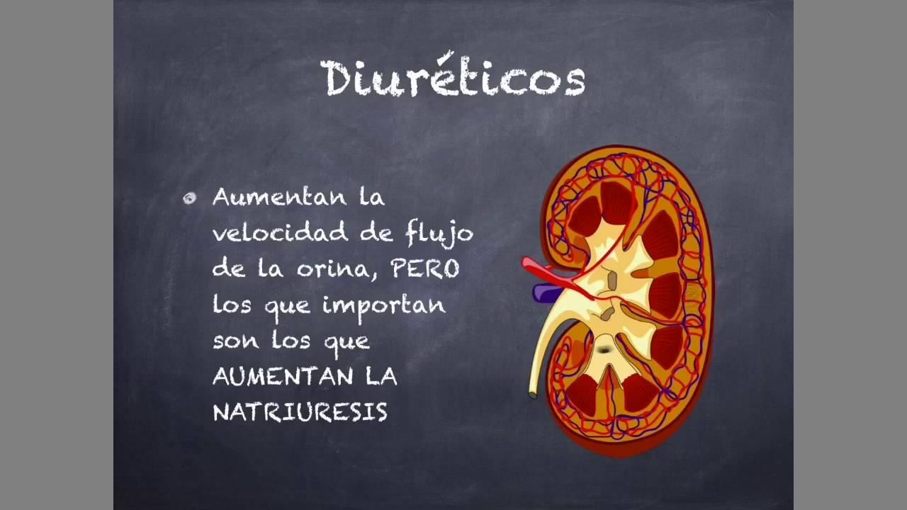 uso de diuréticos para perder peso