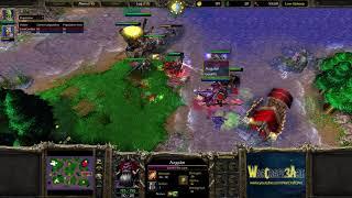 Happy(UD) vs FoCuS(ORC) - WarCraft 3 Frozen Throne - RN4203