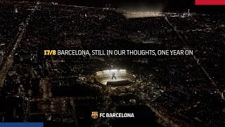 A year on, we remember the victims of the Barcelona and Cambrils attacks