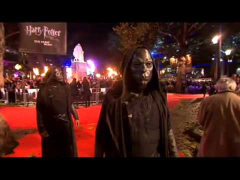 Harry Potter and the Deathly Hallows - Part 1 UK Premiere Highlights