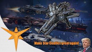 Сделать Star Conflict снова великим?