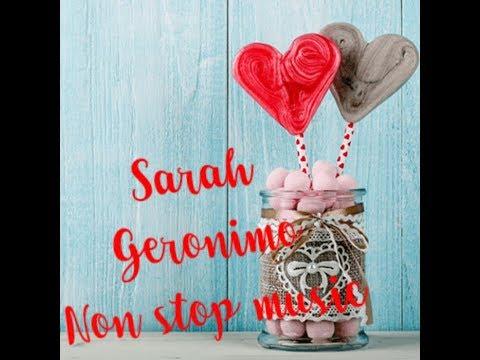 SARAH GERONIMO- NON STOP MUSIC