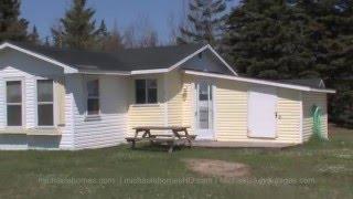 31 Camp Rd. Oceanview Cottage For Sale Miscouche View Of Confederation Bridge Pei Ives Pt.