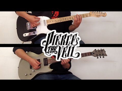 Pierce The Veil - Hell Above (Instrumental Cover)