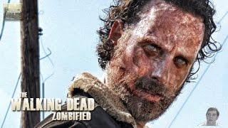 The Walking Dead Season 5 Second Half - The Survivors Zombified Trailer!