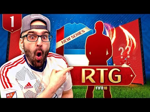 OMG WE PULLED A GOAT! FIFA 18 WORLD CUP RTG! #01