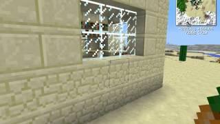 Minecraft Survival Ep 2 Βρήκα ένα VILLAGE!!!!