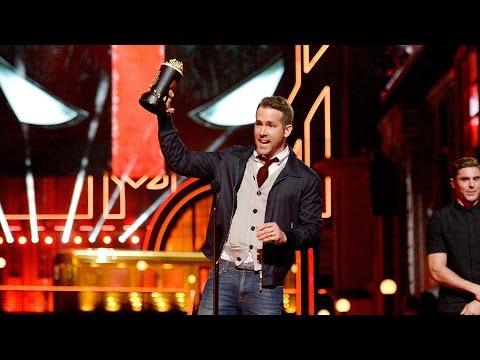 Deadpool & Star Wars Win Big At MTV Movie Awards 2016