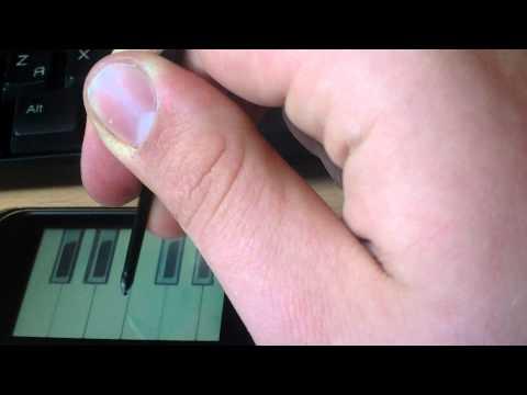 Samsung C3300k Champ Piano