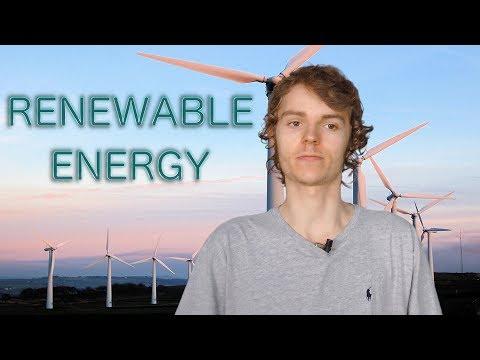 AMERIGREEN'S VIDEO ESSAY CHALLENGE - Renewable Energy