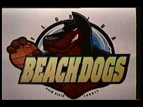 Florida Beachdogs 1996 Promo