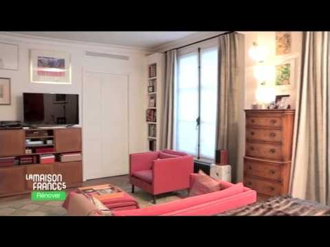 a b kasha on maison france 5 paris real estate youtube. Black Bedroom Furniture Sets. Home Design Ideas