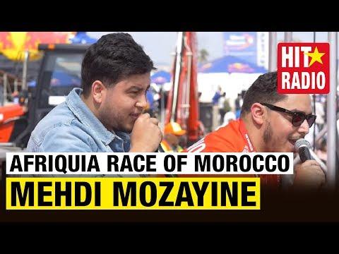MEHDI MOZAYINE LIVE @ AFRIQUIA RACE OF MOROCCO