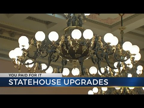 New Statehouse lights save energy, but fail to save money
