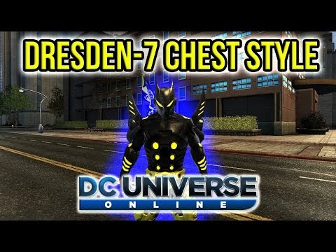"""DCUO-""""Dresden 7"""" Chest BRIEFING GUIDE"""
