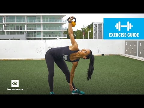 Kettlebell Windmill Challenge | Fit Squad 8-Week Challenge | Week 2