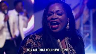 Sinach - FOR THIS I PRAISE YOUR NAME - music Video