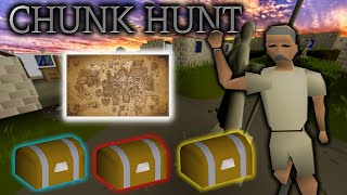 I Have the Weirdest Gear Setup in OSRS... (Chunk Hunt ep 2)