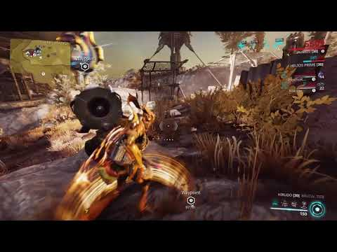 How to truly travel across the Plains of Eidolon