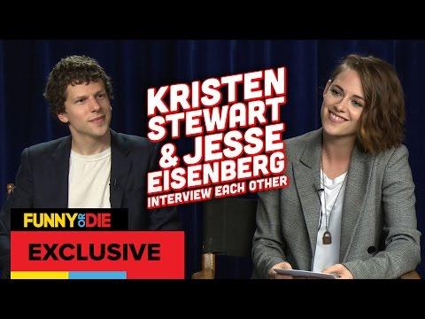 Kristen Stewart and Jesse Eisenberg's Awkward