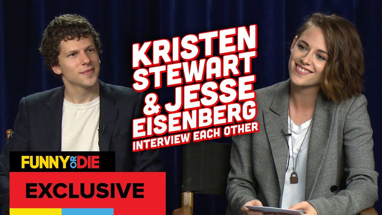 Jesse eisenberg dating kristen stewart