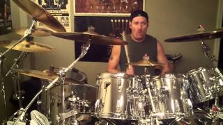 Murders in the Rue Morgue (Iron Maiden) drum cover by Eddie Thomas