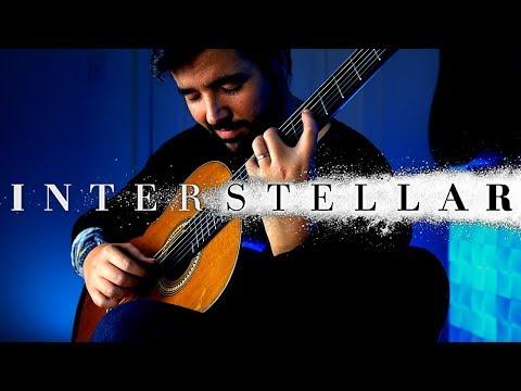 INTERSTELLAR - Main Theme Classical Guitar Cover (Beyond The Guitar)