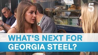 Love Island's Georgia says she wouldn't do it again - 5 News