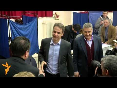 Мицотакис, нов лидер на грчката Нова демократија