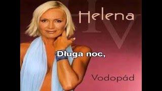 Helena Vondrackova - Długa noc - KARAOKE VERSION