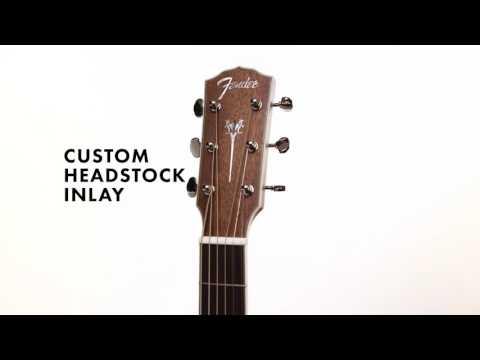 Présentation des nouveautés Fender: La Série Paramount (VO)