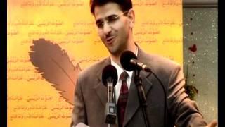 قصيدة عجبت كيف يبيت لشاعر أهل البيت محمد قبازرد