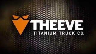 Сборка скейтовых подвесок Theeve CSX v3