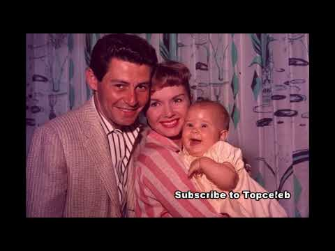 Joely Fisher With Her Mother Connie Stevens, Father Eddie Fisher Lovely Album..How Cute??