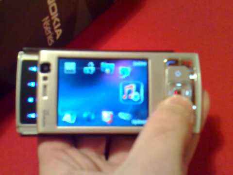 N95 GPS WIFI 5MP MP3....
