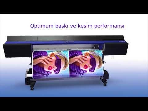 Renkli Garaj - Yeni ROLAND VG 640/540 Serisi Bas & Kes