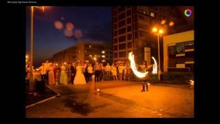 Слайд-шоу. Свадьба Алёны и Евгения.