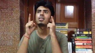Vlog on alphabet 'G' for AtoZ challenge