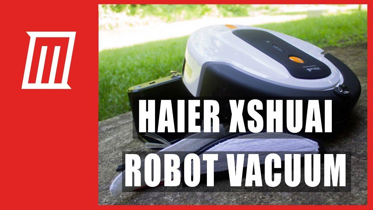 Haier XShuai Robot Vacuum Review