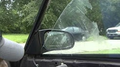 So you peeled off your window tint but the glue stayed, how to remove it