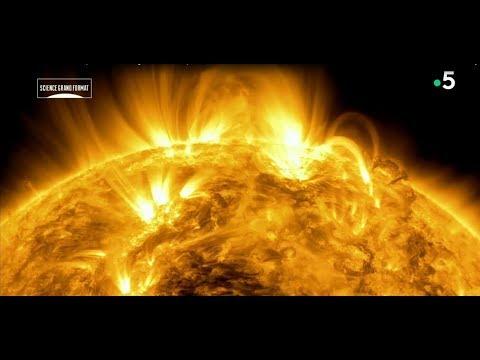 Voyage dans l'univers : soleil documentaire 2018