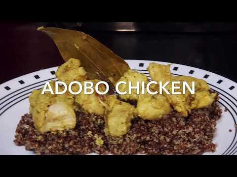Adobo Chicken Hawaiian style  keto diet sugarfree diet  balanceddiet   kid's favorite   must try