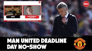 Man United sign NO ONE | Bruno Fernandes | Dybala | Eriksen | Goldbridge on Off The Ball