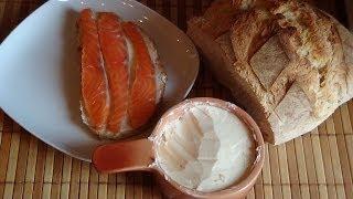 Пшеничный хлеб на закваске.(Этот домашний пшеничный хлеб на закваске я выпекал в керамической жаропрочной форме. Мой блог о домашнем..., 2014-05-08T08:56:02.000Z)