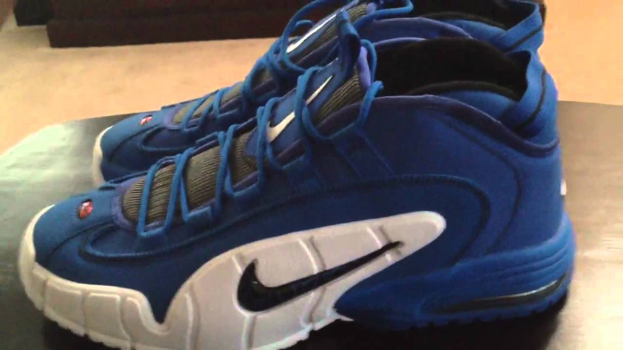 Nike Air Max Penny 1 | Sole Collector