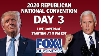 Download lagu RNC Day 3   Featuring President Trump, VP Mike Pence, Kayleigh McEnany, others